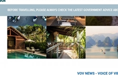 Vietnam listed among top destinations after COVID-19