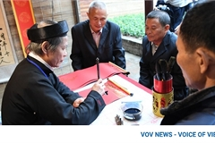 Calligraphy exhibition to celebrate Hanoi capital's 1,010th anniversary