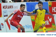National Futsal Cup to return in October