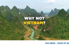 "CNN releases ""Why not Vietnam"" video for tourism promotion campaign"