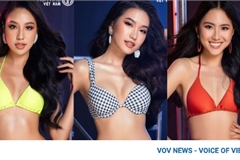 Swimsuit photoshoot offers Miss Vietnam 2020 contestants chance to stun fans