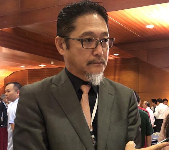Ông Toru Kinoshita - Tổng giám đốc Toyota Việt Nam