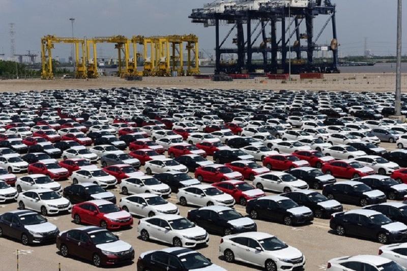 Xe CBU nhập khẩu từ Thái Lan, Indonesia với lợi thế thuế bằng 0%,