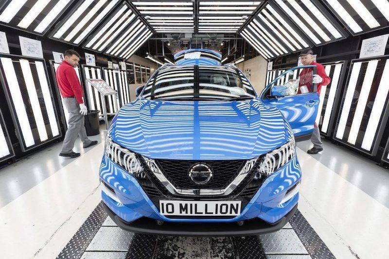 Nhà máy Sunderland xuất xưởng chiếc xe thứ 10 triệu vào tháng 6/2019