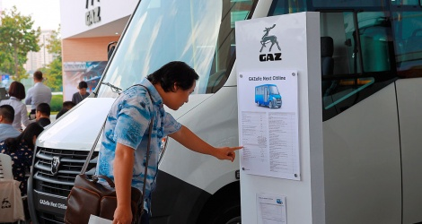 GAZ bắt đầu lắp ráp ô tô tại Việt Nam