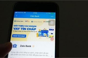 Những dấu hỏi bủa vây Zalo Bank