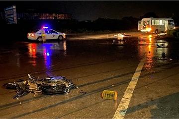 Xuyên đêm truy tìm lái xe gây tai nạn chết người