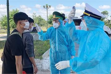 Đã có kết quả xét nghiệm 21 người Trung Quốc bỏ chạy khi kiểm tra lưu trú ở Quảng Nam