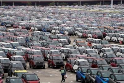 Trung Quốc đặt mục tiêu 25% doanh số xe hơi trong năm 2025 là xe điện