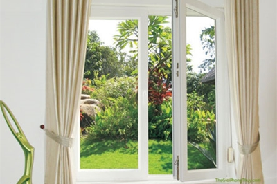 Bố trí cửa sổ theo phong thủy để cả năm đón tài rước lộc
