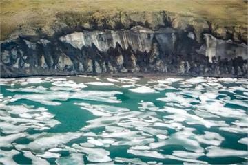 'Xác sống' đe dọa Trái Đất ẩn mình dưới Bắc Băng Dương