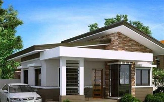 Thiết kế nhà cấp 4 với diện tích 100 m2