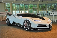 Ngắm siêu xe Bugatti Centodieci 9 triệu đô đẹp tuyệt mỹ