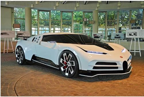 Chiêm ngưỡng vẻ đẹp tuyệt mỹ của siêu xe Bugatti Centodieci - Ảnh 1