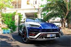 Ngắm Lamborghini Urus 23 tỷ trong đám cưới con gái Minh Nhựa