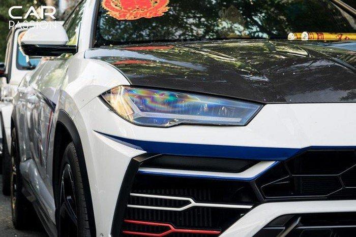 Cận cảnh Lamborghini Urus 23 tỷ độc nhất của đại gia Minh Nhựa3