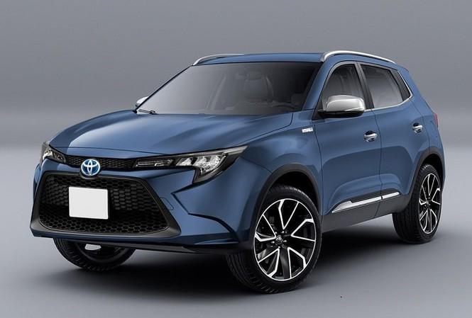 Toyota Rise sắp ra mắt có gì hay để đối đầu Ford EcoSport1