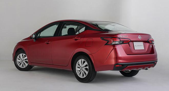 Ngắm Nissan Sunny 2020 lột xác hoàn toàn, giá từ 382 triệu đồng2