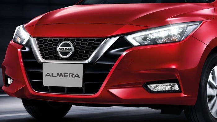Ngắm Nissan Sunny 2020 lột xác hoàn toàn, giá từ 382 triệu đồng3