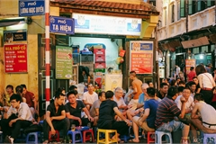 What to do in Hanoi in 24 hours: Nightlife