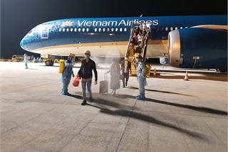 Vietnam repatriates more than 16,000 nationals since April