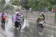 Hanoi braces for heavy rains until August 5