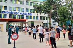 All Hanoians returning from Danang test negative for Covid-19 via screening