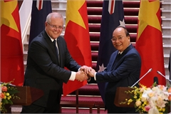 Vietnam, Australia advance relations with three-pillar strategic action plan