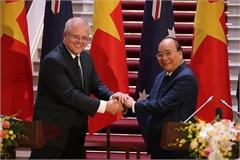 Vietnam, Australia advance relations with three-pillar strategic action plan