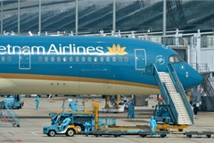 Vietnam parliament OKs to bail out carrier Vietnam Airlines