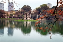 Hanoi's landmarks stand the tests of time - The holly relics