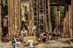 Hanoi - ancientness kept through long standing lifestyle