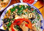 Hanoi specialty: Tasty dishes prepared from snails