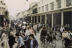 Peaceful Hanoi through the lens of Thomas Billhardt