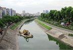 Hanoi to clean up polluted To Lich river with water from Red river