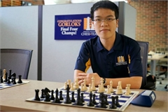 Vietnamese grandmaster to coach American university chess team