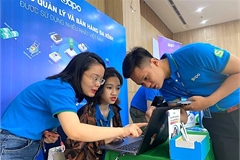 Hanoi, Ho Chi Minh City lead Vietnam e-business index 2021