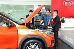 Lack of semiconductor chip to affect car sales