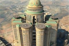 Ả Rập Xê Út sắp ra mắt khách sạn 10.000 phòng lớn nhất thế giới