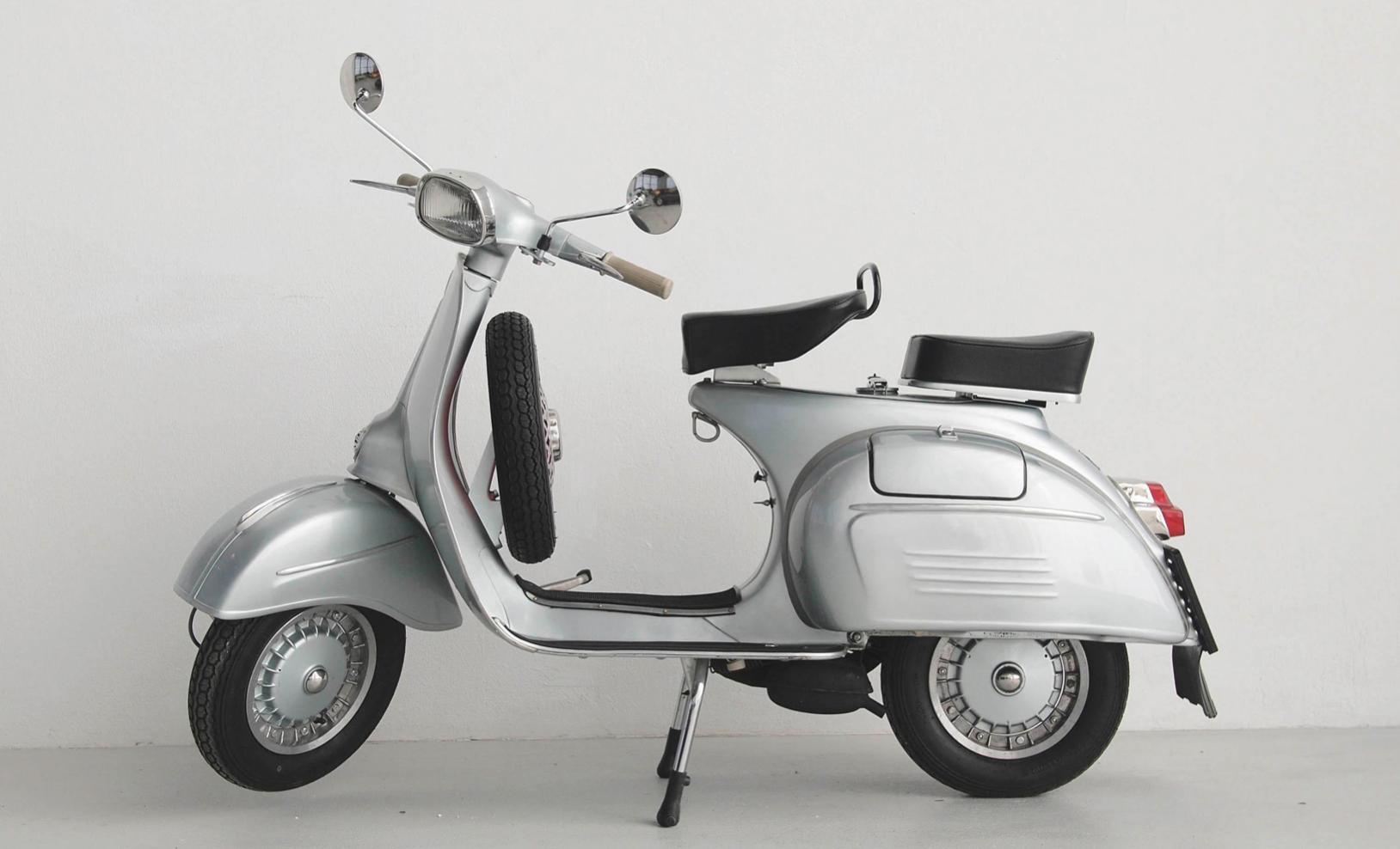 Vespa Sprint 150 đời 1965-1974. Ảnh ST.