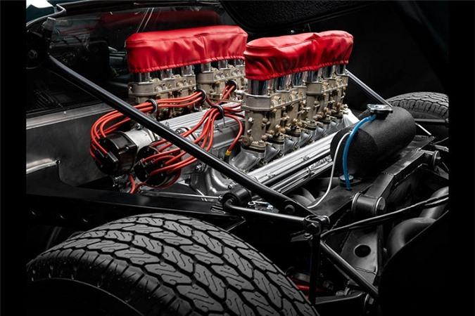 Năm 2015, chiếc xe được bán đến tay chủ nhân hiện tại, ông đã phục chế chiếc xe về với màu sơn gốc. Chiếc xe khi đó cũng được làm lại với động cơ V12 sở hữu piston cùng xupap lớn hơn cùng hệ thống ống xả của giống trên Miura SV/J.