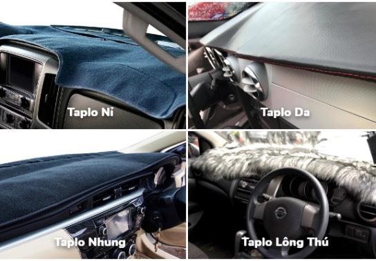 Có rất nhiều chất liệu để lựa chọn cho loại phụ kiện ô tô này. Ảnh nguồn: Carmudi.