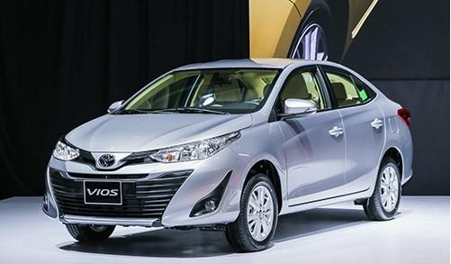 Vios mang thiết kế trung tính, không quá thể thao nhưng dễ nhìn. Ảnh: Toyota