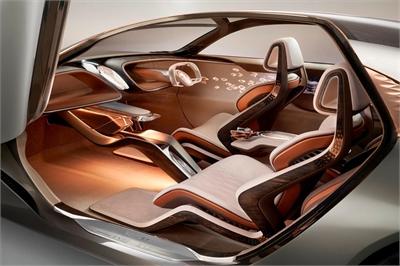 Thiết kế xe hơi hạng sang hơn 10 năm nữa sẽ như thế nào ?
