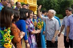 Tổng bí thư, Chủ tịch nước gặp gỡ các chủ tịch Công đoàn tiêu biểu