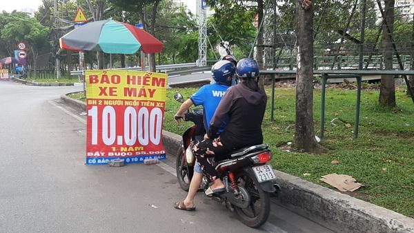 Người dân không nên mua bảo hiểm ôtô, xe máy giá rẻ.