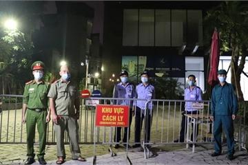 Hà Nội: Xét nghiệm cho cư dân tầng 10 chung cư Viễn Đông Star, liên quan ca dương tính ở quán bar Sunny