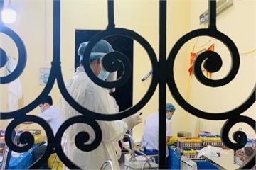 Chuyện lúc 0h ở Trung tâm kiểm soát bệnh tật Bắc Giang