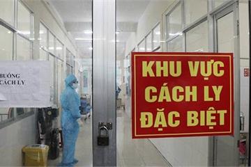 Thêm 1 ca mắc COVID-19 từ nước ngoài về, Việt Nam có 328 ca bệnh