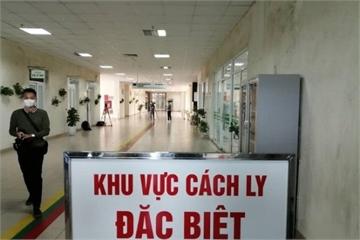 Thêm 7 ca mắc mới COVID-19 từ Châu Âu trở về, Việt Nam có 349 bệnh nhân